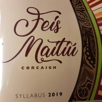 2019 Feis Syllabus now available